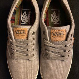 VANS Atwood Grey and Cork Skate